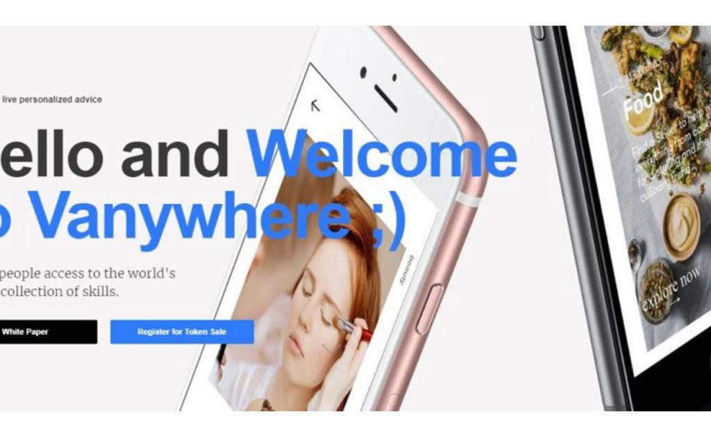 Vanywheres Blockchain Based Skill Sharing Platform Announces Collaboration With Qtum